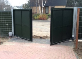 elektrische poort Almere